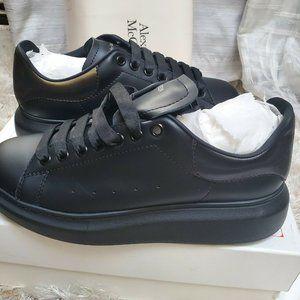 alexander mcqueen sneakers men black